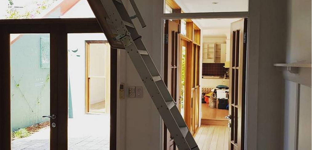 Attic Ladder Installation Sydney