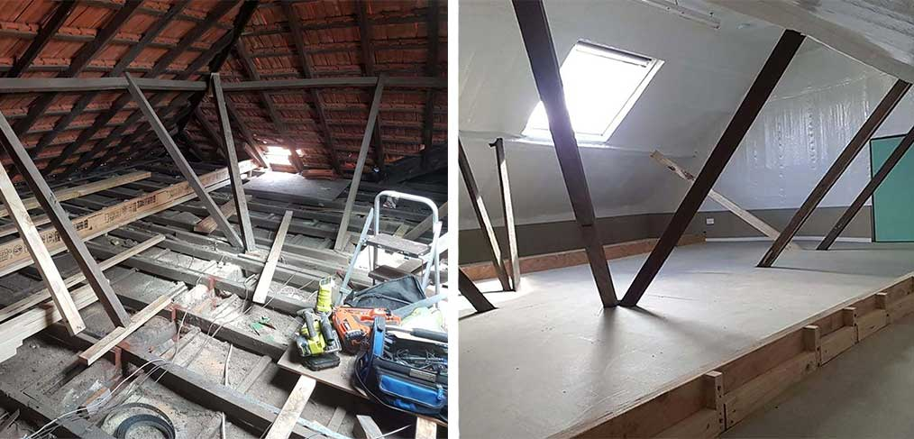 Attic Space Conversion Sydney