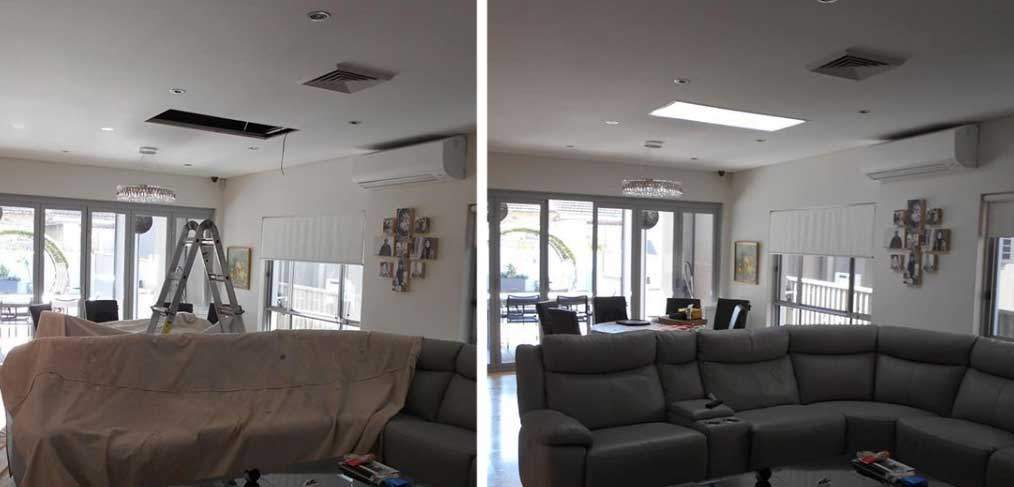 Alternative to Solar Skylights