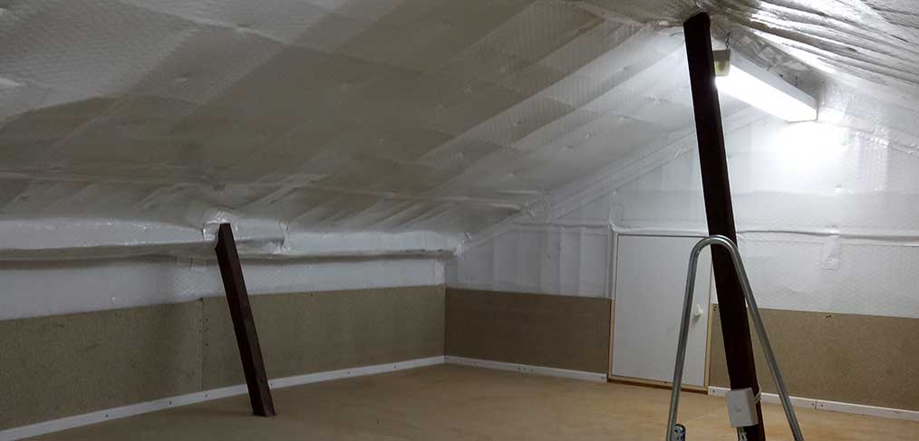 Dust Proof Attic