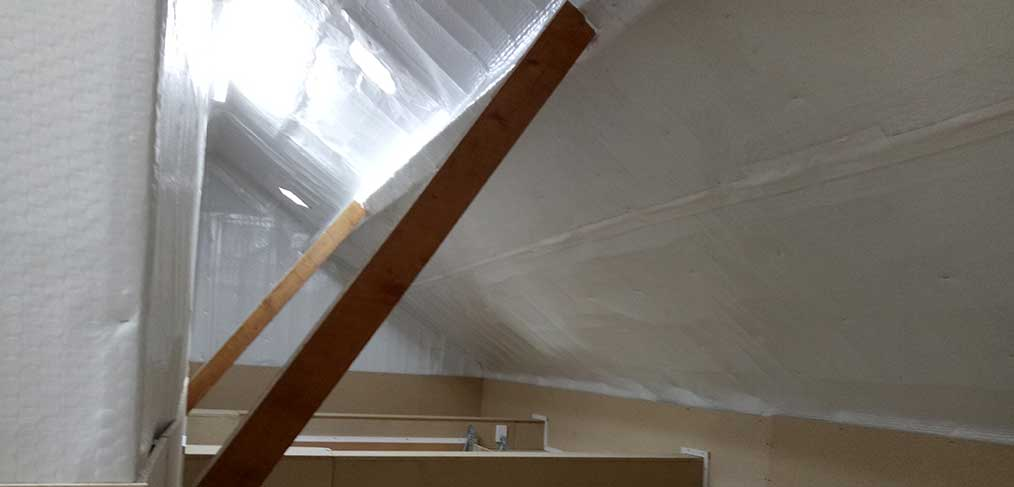 Terraced House Attic Conversion